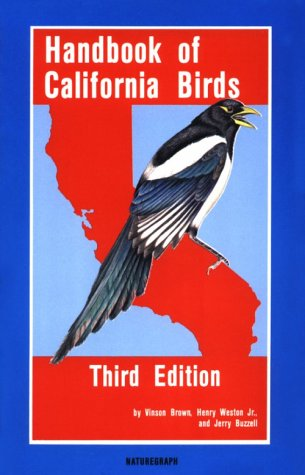 Handbook of California Birds (ISBN:0911010165)