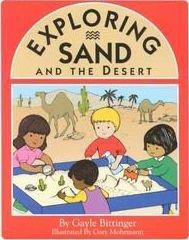 Totline Exploring Sand and the Desert (Exploring: Bittinger, Gayle