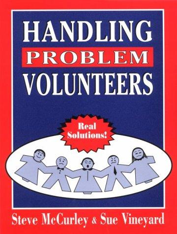 9780911029475: Handling Problem Volunteers