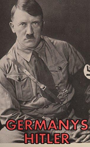 9780911038460: Germany's Hitler