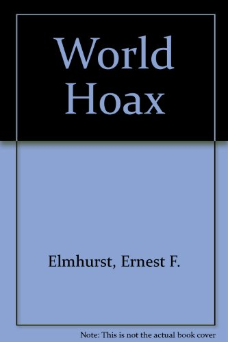 9780911038811: The World Hoax