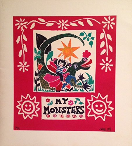 9780911051452: My Monsters [Paperback] by Kiki Suarez