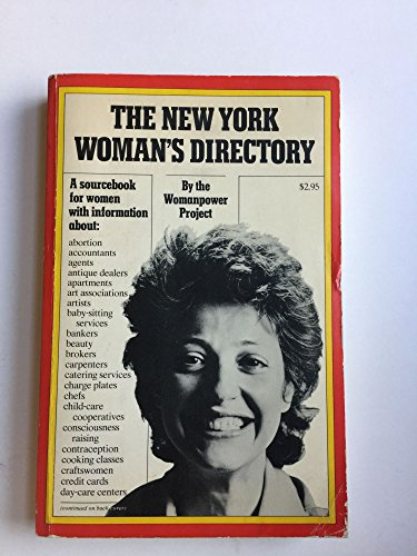 The New York woman's directory,: Project, Womanpower