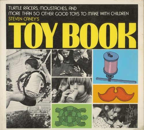 9780911104158: Steven Caney's Toy book