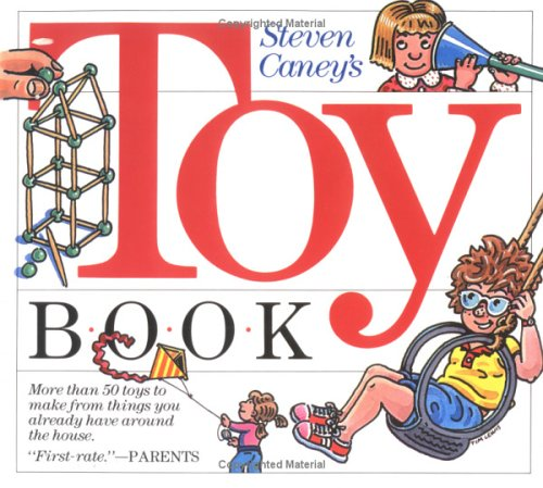 9780911104172: Steven Caney's Toy Book (Reissue)