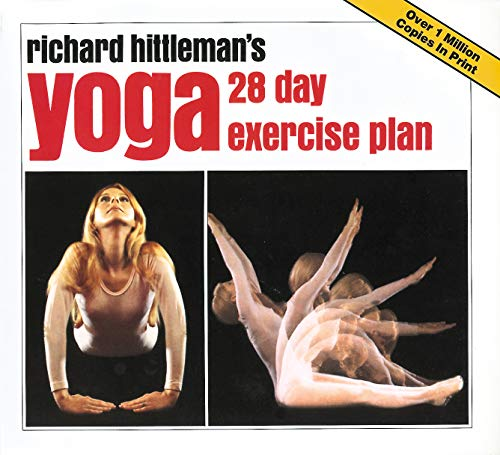 9780911104219: Richard Hittleman's Yoga: 28 Day Exercise Plan