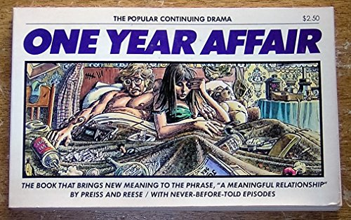 One Year Affair The popular continuing drama: Preiss Reese