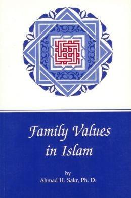 9780911119718: Family values in Islam