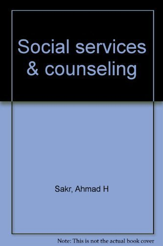 9780911119862: Social services & counseling