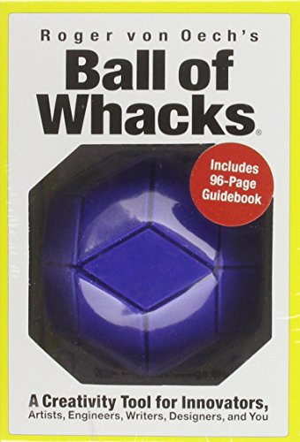 9780911121025: Ball of Whacks: A Creative Tool for Innovators. All Blue Edition