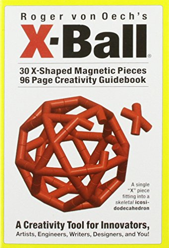 9780911121063: X-Ball-Red [With Toy]