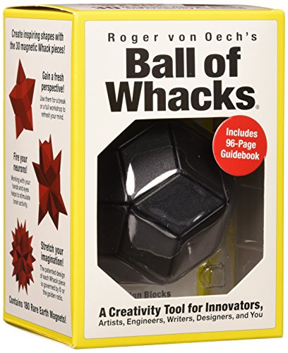 Roger von Oech's Ball of Whacks: Black: Roger Von Oech