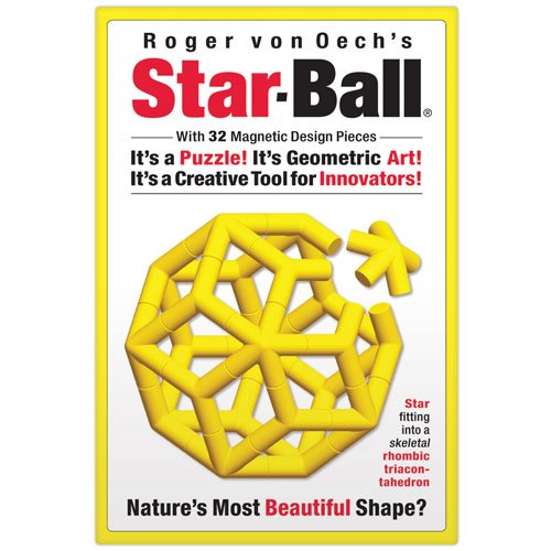 9780911121100: Star-Ball Magnetic Puzzle
