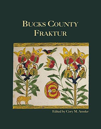 9780911122015: Bucks County Fraktur