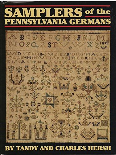 9780911122589: Samplers of the Pennsylvania Germans