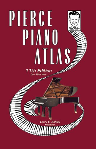 9780911138047: Pierce Piano Atlas