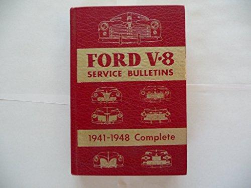 9780911160345: Ford V8 Service Bulletins 1941-1948 Complete