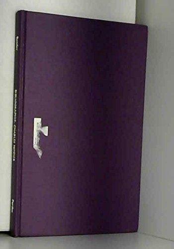 Bibliographie: Charles Nodier;: Bibliographie des oeuvres, des lettres et des manuscrits de Charles...