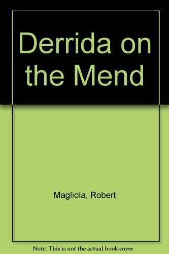9780911198690: Derrida on the Mend