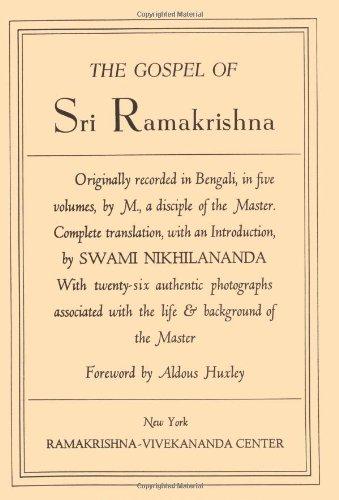 9780911206012: The Gospel of Sri Ramakrishna