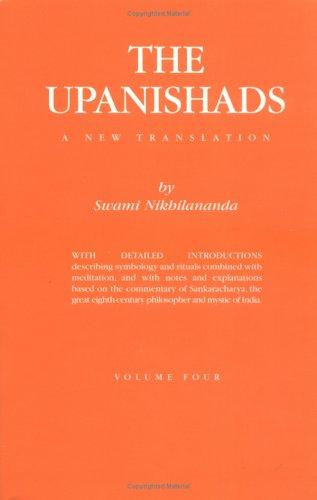9780911206180: The Upanishads : Volume IV