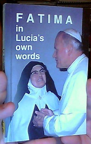 9780911218336: Fatima in Lucia's Own Words