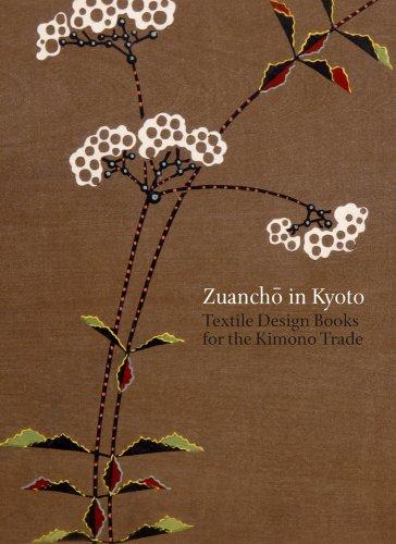 9780911221411: Zuancho in Kyoto: Textile Design Books for the Kimono Trade