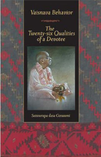 9780911233186: Vaisnava Behavior: The Twenty-Six Qualities of a Devotee