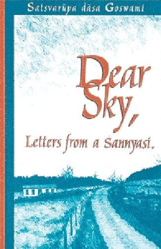 9780911233995: Dear Sky: Letters from a Sannyasi