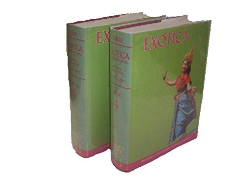 Exotica International, Series 4 : Pictorial Encyclopedia: Alfred Byrd Graf