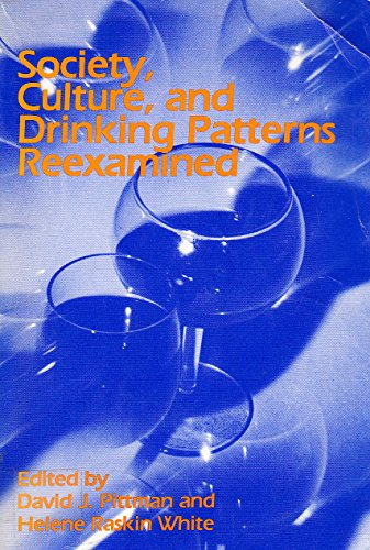 9780911290226: Society, Culture, and Drinking Patterns Reexamined