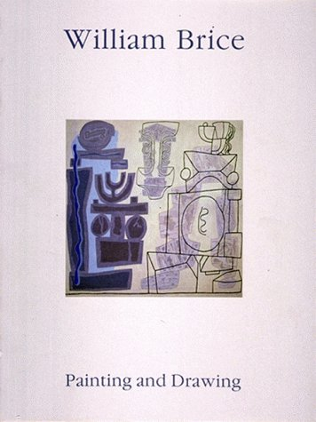 9780911291124: William Brice : a selection of painting and drawing, 1947-1986