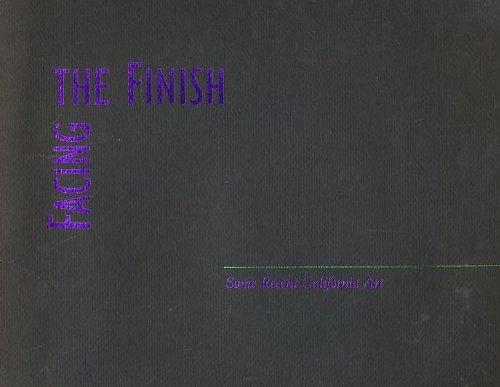 Facing the Finish: Some Recent California Art: Caldwell, John