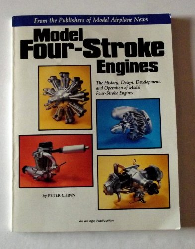 9780911295047: Model Four-Stroke Engines