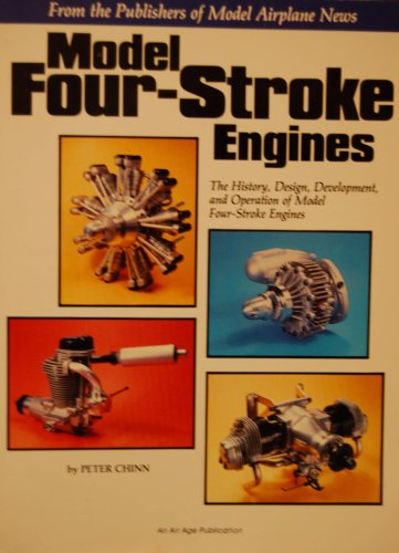 Model Four-Stroke Engines: Peter Chinn
