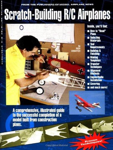 9780911295184: Scratch-Building R/C Airplanes