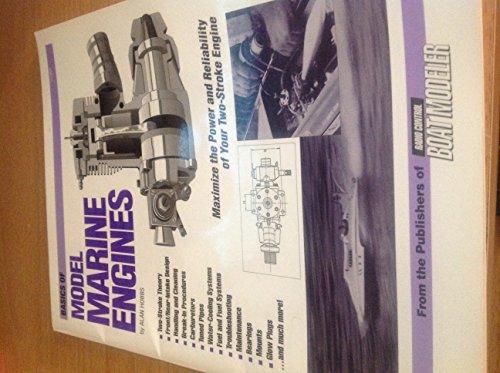 9780911295238: Basics of Model Marine Engines (Mme)