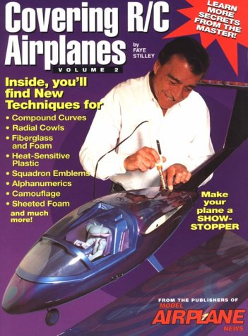 9780911295283: Covering R-C Airplanes: 002 - AbeBooks - Faye