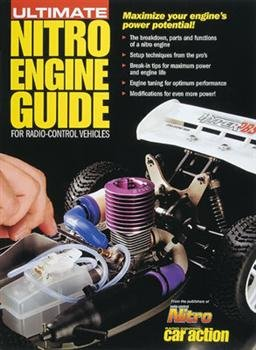 9780911295580: Ultimate Nitro Engine Guide for Radio-Control Vehicles