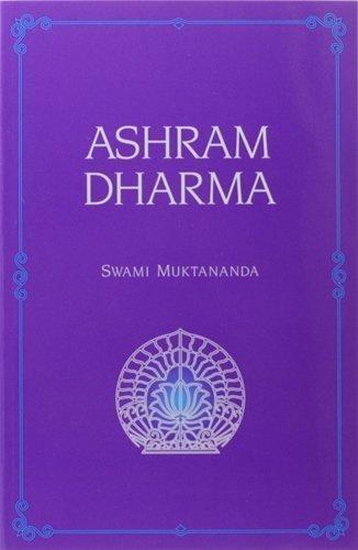 Ashram Dharma