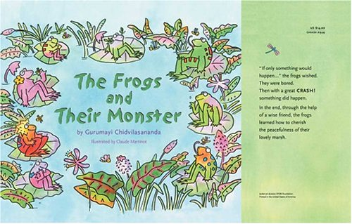 9780911307832: The Frogs and Their Monster