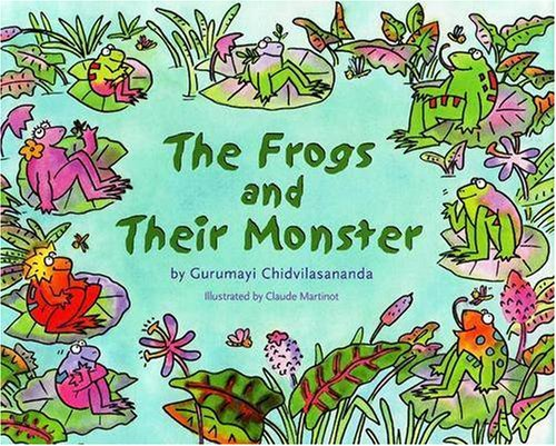 9780911307917: The Frogs and Their Monster