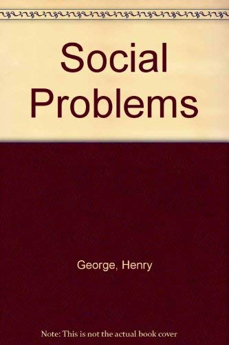 9780911312522: Social Problems