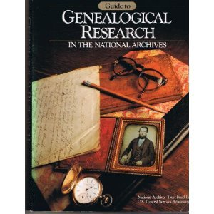 9780911333008: Guide to Genealogical Research in the National Archives