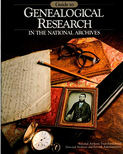 9780911333015: Guide to Genealogical Research in the National Archives
