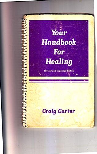 9780911336863: Your Handbook for Healing