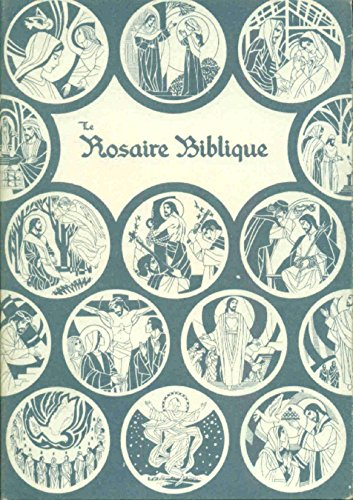9780911346121: Rosaire Biblique (French Edition)