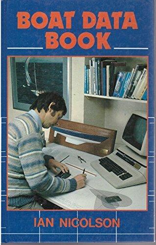 9780911378580: Boat Data Book