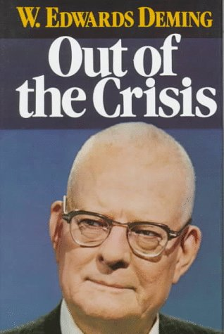 9780911379013: Out of the Crisis