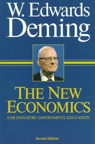 9780911379075: The New Economics for Industry, Government, Education